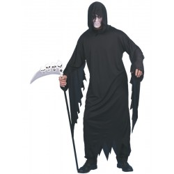 Screamer Costume, Black